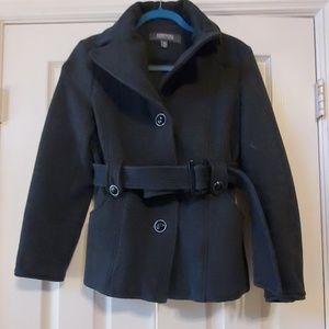 Women's Kenneth Cole Reaction pea coat size M